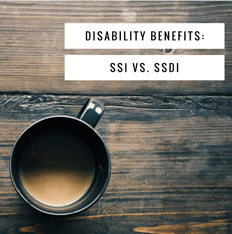 Disability Benefits: SSI vs  SSDI - Muse Disability Services