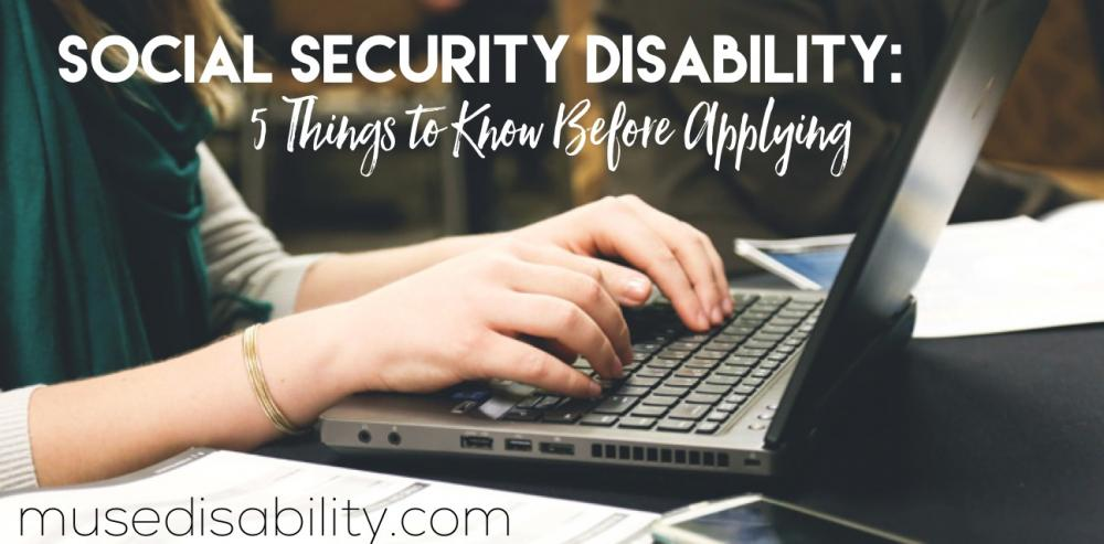 Social Security: 5 Things to Know Before Applying - Muse Disability